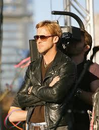 weightless shooting ryan gosling leather jacket 1