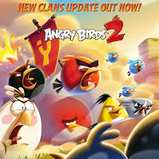 Angry Birds - Still trying to understand what the Angry Birds 2 Clans are  all about? We've got you covered - Here's all you need to know: https://www. angrybirds.com/blog/angry-birds-2-clans-take-epic-challenges-together/