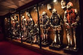 house on the rock knights of the round table