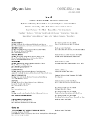 Barback Resume Examples