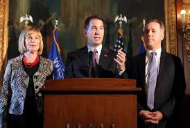 Image result for robin vos scott walker