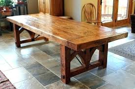 building a dining room table dining table plans woodworking free unique design farmhouse dining room table