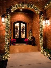 verandah lighting. Traditional-Front-Porch-for-Christmas-Design-Idea Verandah Lighting