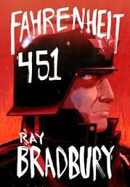 book cover art for ray bradbury s iconic novel by jonathan bartlett cover booksbook cover artbook artfahrenheit 451american
