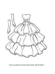 Small Picture Fashion IMAGIXS Coloring Pages Pinterest Barbie wedding