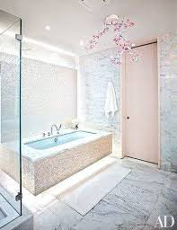 lovely bathroom chandelier ideas and s for over bathtub size best of like this redone dresser chandelier over tub bathtub
