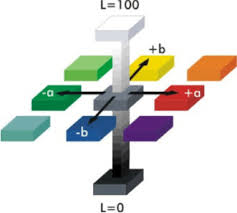 Hunter Lab Color Space Download Scientific Diagram