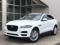 2019 Jaguar F Pace Jaguar New Cars Awd