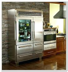 glass door fridge for home residential glass door refrigerator architecture have a front in your home glass door fridge for home