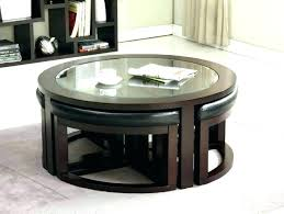 fresh coffee table with stool and storage ottoman furniture chest round lift up walnut large canada