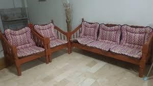 wooden sala set furniture home
