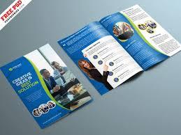 Brochures Brochures Psdfreebies Com