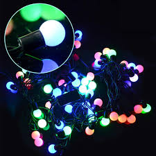 Rgb Outdoor Christmas Lights Color Changing Outdoor Christmas Lights Pogot