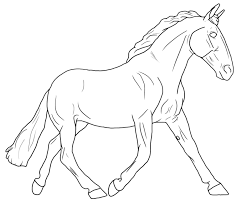 Breyer Horse Coloring Pages Printable Coloring Pages For Kids