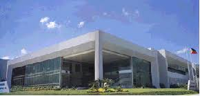 carrier air conditioning factory. cabuyao plant facade. in 1998, concepcion-carrier air conditioning carrier factory n