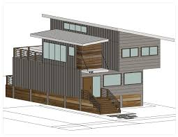 Cargo Container House Plans Shipping Container House Design Home Design Minimalist