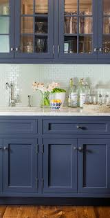 Best 25+ Blue kitchen cabinets ideas on Pinterest | Blue cabinets, Navy kitchen  cabinets and Navy cabinets