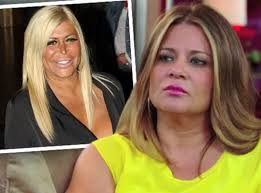 Karen Gravano Tells Us The Truth About Big Ang Wake Drama In Her ...