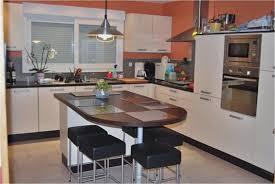 Modele Cuisine Avec Ilot Central Table Luxe 25 Brillant Ilot Central Ilot