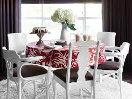 mismatched dining chairs image