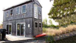 Kitts Marsh Shanty, Off Grid Home on The Patuxent River in Maryland | Great  Small House Design
