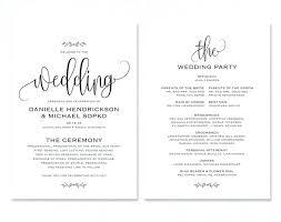Sample Wedding Invitations Templates Wedding Invitation Format