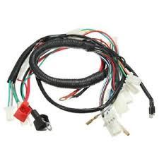 70cc 110cc 125cc full electric wiring harness atv dirt bike lifan image is loading 70cc 110cc 125cc full electric wiring harness atv