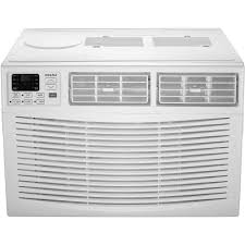 air conditioning unit. 15,000 btu window air conditioner with dehumidifier and remote conditioning unit