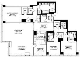 Exceptional 3 Bedroom Apartments
