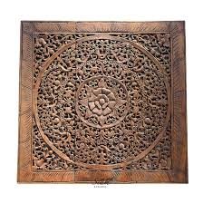 wood carved wall art carved wooden wall hanging dark brown 1 antique wood carving wall art
