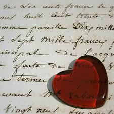 Znalezione obrazy dla zapytania listy na walentynki