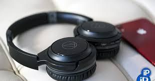 Чудо-<b>наушники Audio</b>-<b>Technica</b> работают 40 часов без ...