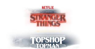 Topshop X Stranger Things - Topshop