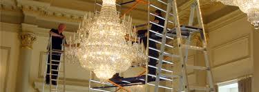 chandelier services