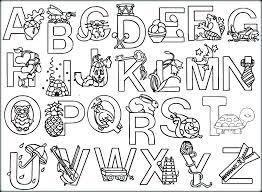 Letter Coloring Worksheets Letter Coloring Printable Letter Coloring