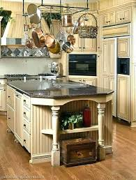 french country kitchen lighting fixtures. Magnificent Country Kitchen Lighting Fixtures French Cottage Brown Island I