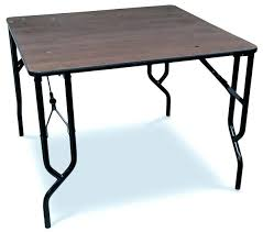 36 inch square folding table