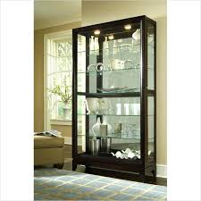 curio cabinets with glass doors chocolate cherry two way sliding door cabinet replacement curio cabinets with glass