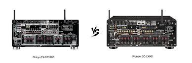 Pioneer Sc Lx901 Vs Onkyo Tx Rz3100 Review 2019 Helptochoose