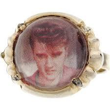 Vending Machine Ring Magnificent Elvis Presley Vintage Vending Machine Ring