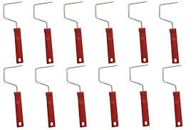 Набор бюгелей для <b>валика</b> 12шт по 100 мм диаметр 8