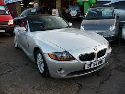 Coupe Series 2004 bmw roadster : Used 2004 BMW Z4 2.2 i SE Roadster 2dr for sale in Middlesex ...