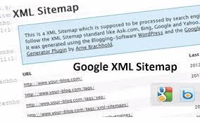 descrição plugin google xml sitemap