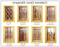 comely leaded glass door inserts kitchen cabinet door glass inserts home