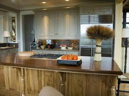 Diy Kitchen Countertop Diy Kitchen Countertops Pictures Options Tips Ideas Hgtv