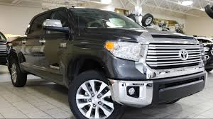 Review of a New 2017 Toyota Tundra Limited with Jari (166535 ...