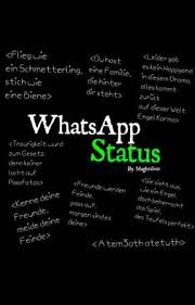 Whatsapp Status 018rap Zitate Iv Wattpad