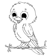The article features different types of birds with their distinctive characteristics. Top 20 Free Printable Bird Coloring Pages Online
