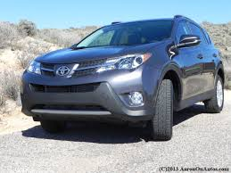 2013 Toyota RAV4 - First Impression