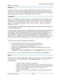Essay On Advice Essay Writing Advice